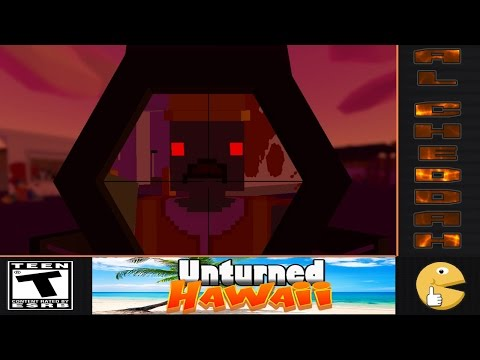 Full Moon Harbor! || Unturned [Hawaii Map] #6