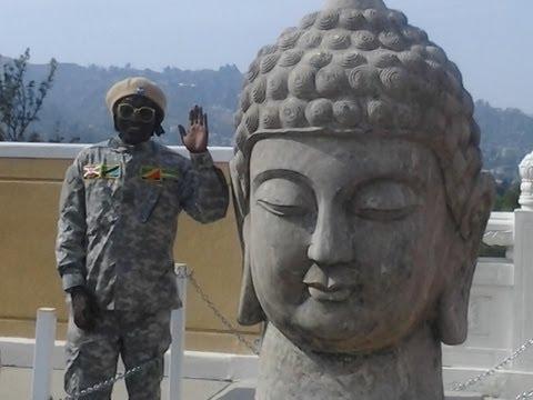 African Corner TV - Hsi Lai Temple LA