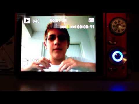 RANT!- SANYO VPC  E1292 camera