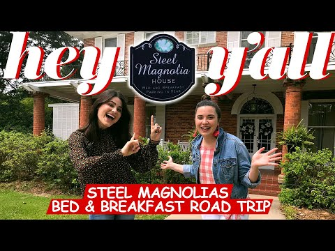 Temple - Steel Magnolia's House Is A Bed & Breakfast