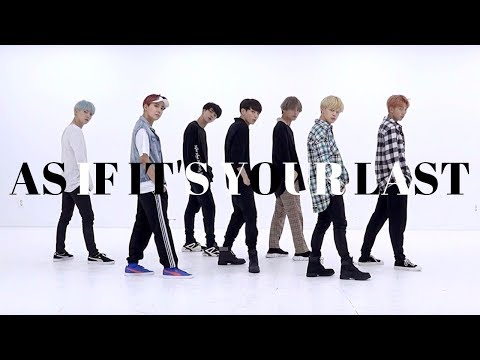 BTS X BLACKPINK - DNA x As If It's Your Last [KPOP MAGIC DANCE]
