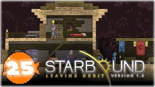 Starbound 1 1 Улики в деревне Авианов 25