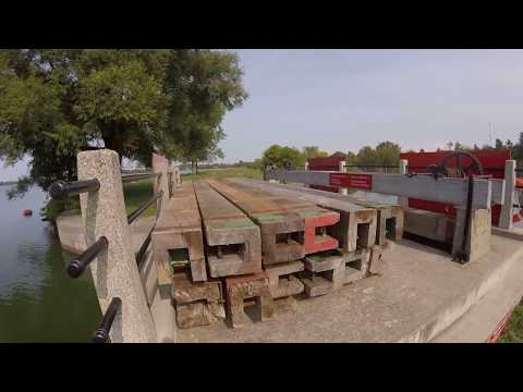 Do Road - Kingston Mills Ontario.....The Locks Pt4/4 (A little walkabout)