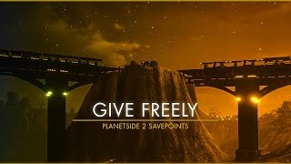 Video Planetside 2 Savepoints - Give Freely download MP3, 3GP, MP4, WEBM, AVI, FLV Oktober 2018