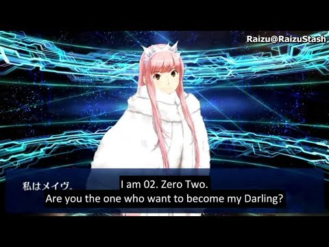 [Fate/Grand Order] Medb's Voice Lines (with English Subs)