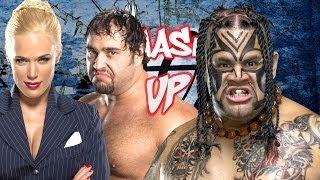WWE Mashup Umaga vs. Rusev - Eric Minnesota