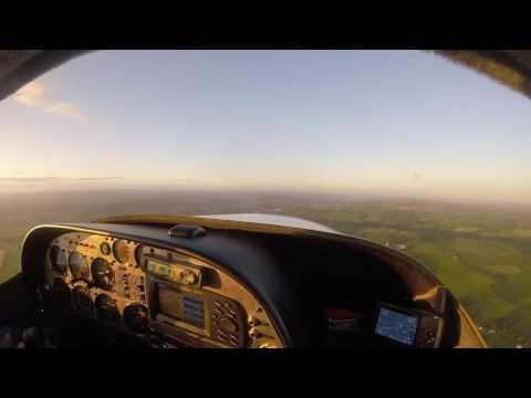 Europa Flight around Cork