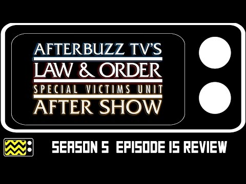 Law & Order: SVU Season 5 Episode 15 Review & After Show   AfterBuzz TV