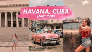 Havana, Cuba Travel Guide - Nightlife, & Things to Do (PART 1)