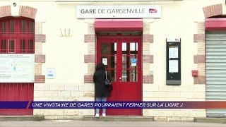 Yvelines | une vingtaine de gares pourraient fermer sur la ligne J.