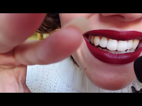 ASMR For YOU   💋Lots Of Besitos & Personal Attention    Face Brushing, Tapping, Tracing, Plucking