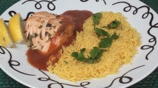 Low Fat Grilled Fish With Chilli Sauce Recipe