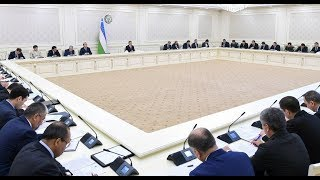 Президент Шавкат Мирзиёев 22 февраля провел видеоселекторное совещание