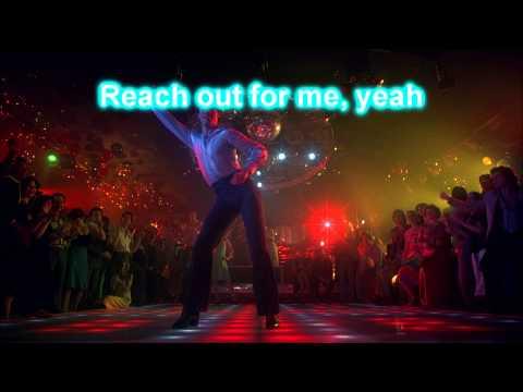 Saturday Night Fever lyrics in HD