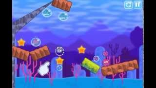 Aquatic Rescue Walkthrough - Levels 1-15 All Stars
