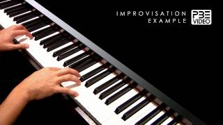 Cai Hong | Jay Chou | PBE Piano Improvisation