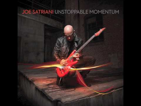 Joe Satriani - unstoppable momentum (full album)
