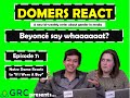 Domers React to If I Were a Boy by Beyonce