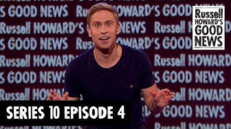 Russell Howard's Good News - Series 10, Episode 4