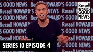Russell Howard's Good News - Series 10, Episode 4 thumbnail