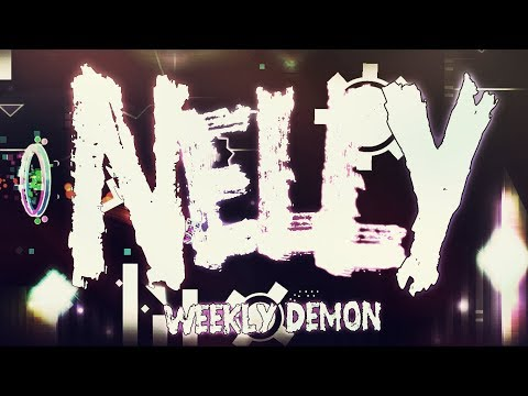 """[WEEKLY DEMON #28] """"Nelly"""" By Filaret [1 COIN] - Geometry Dash 2.11"""