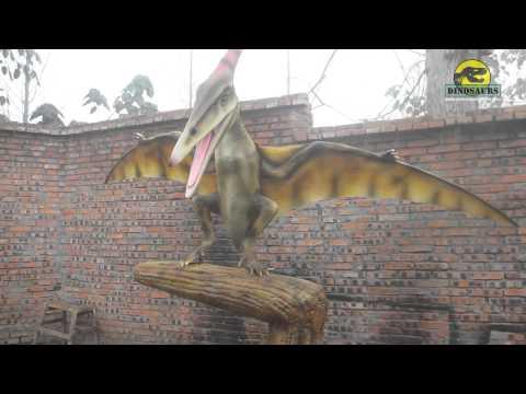Pterosauria Dinosaur Action Figure For Sale DWD194-1