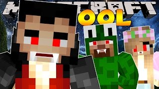 Minecraft School - BECOMING VAMPIRES WITH DRACULA!