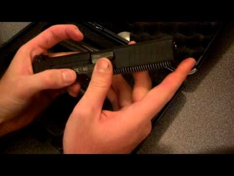Walther PPQ M2 Breakdown and Reassembly