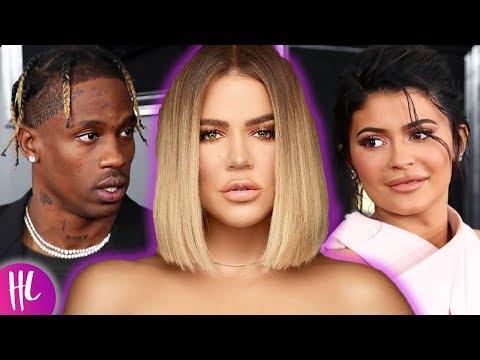 Khloe Kardashian Reacts To Kylie Jenner & Travis Scott Cheating Drama | Hollywoodlife