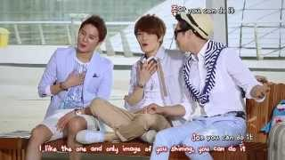 JYJ - Only One MV Making Film [eng + rom + hangul + karaoke sub]