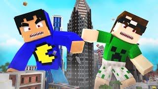 Minecraft: COMO SE TORNAR UM GIGANTE DO MAL