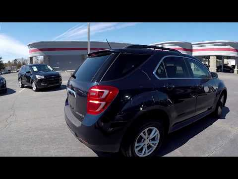 Walkaround Review of 2016 Chevrolet Equinox R03074