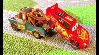 Мультики про Машинки для Детей Тачки Молния Маквин Все серии подряд #19
