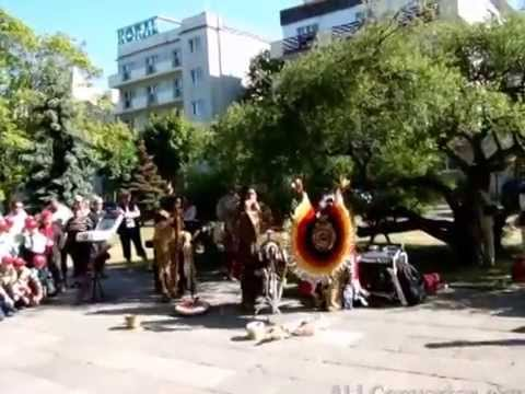 The Sun Dance.The Indians. At the Spring in Świnoujście. 2008 Mp4