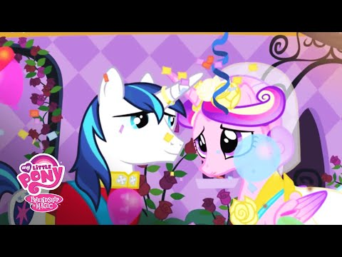 MLP: Friendship is Magic – 'Love is in Bloom' ft. Twilight Sparkle Official Music Video