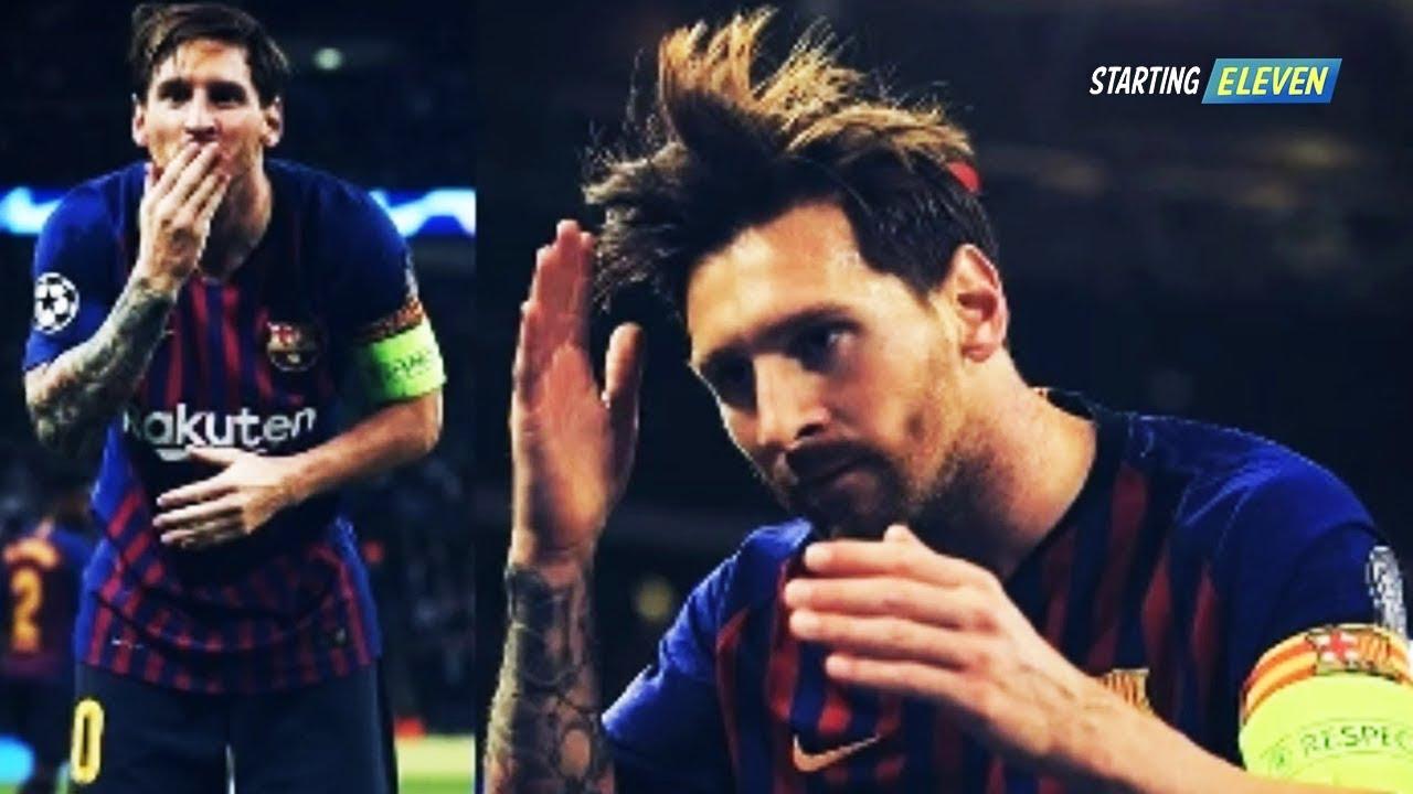 ARTI TERSEMBUNYI Dari Selebrasi Lionel Messi   YouTube