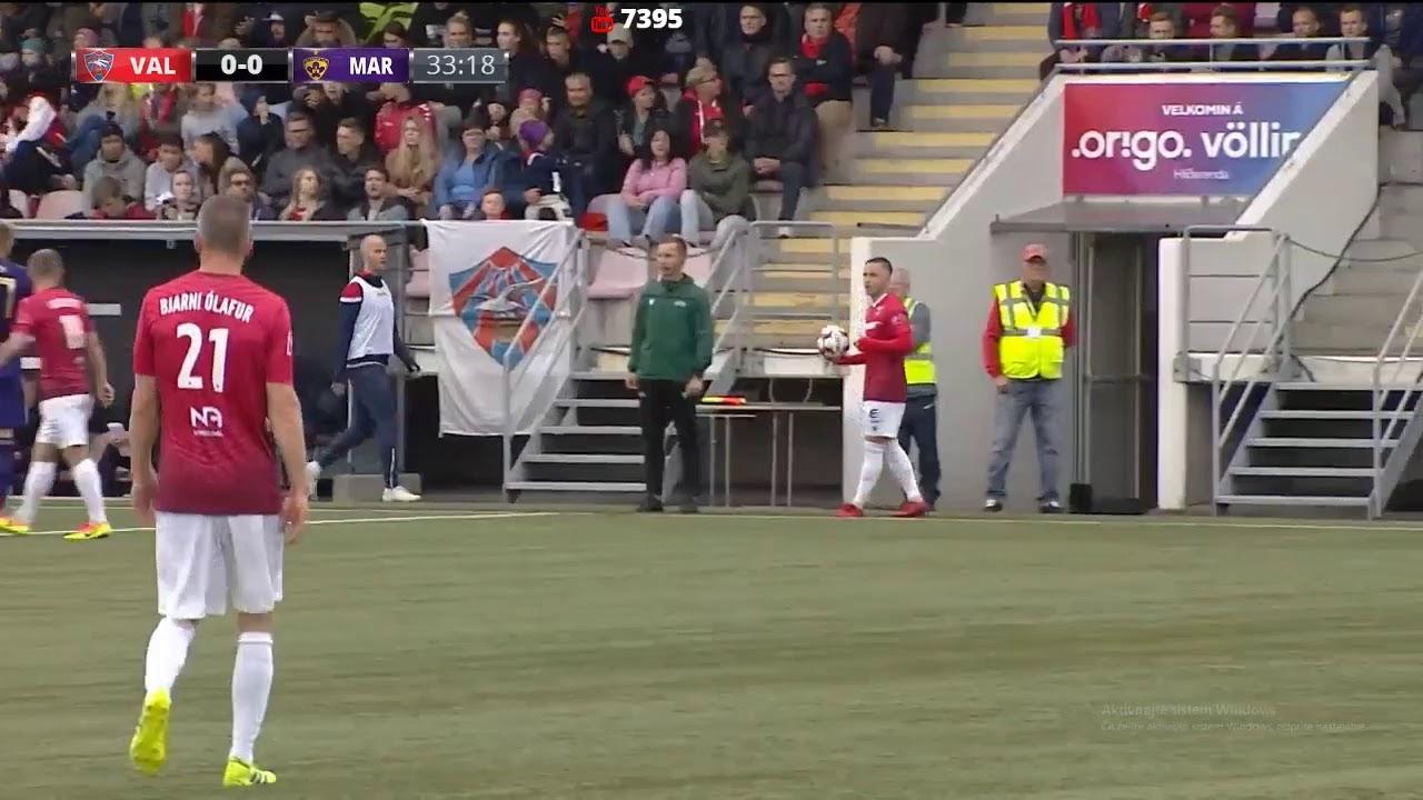 Maribor vs valur
