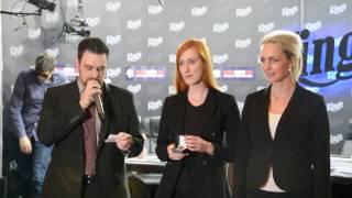 Pokerzive TV: WSOPC Rozvadov - prstenový ceremoniál - Sylva Šimordová a Martin Kabrhel