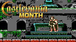 Castlevania 3 (FC) - CastleMaynia [Castlevania Month 2019]