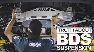 TRUTH ABOUT BDS SUSPENSION