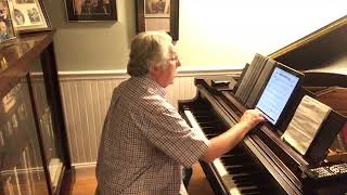 Mark Davis Live Piano Stream 9-26-20