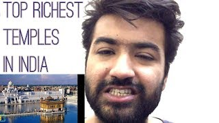Pakistani Reaction On Top 10 Richest Temples In India हिन्दी में  2018