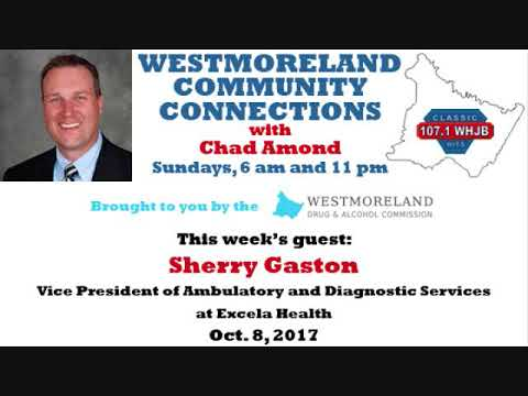Westmoreland Community Connections - Oct. 8, 2017