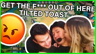 TOAST AND JANET TOGETHER ❤️ (AND FED...) | GUNSLINGER + STATIKK SHIV | TFT BEST AND FUNNY MOMENTS #8