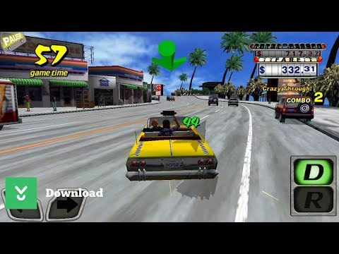 Crazy Taxi Classic - A Ground-breaking, Open-world Driving Game