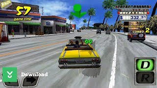 Crazy Taxi Classic - Combo your way to crazy money in a wild frantic race.