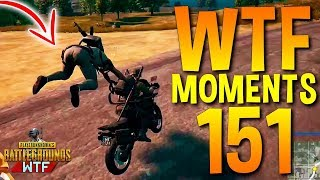 PUBG WTF Funny Moments Highlights Ep 151 (playerunknown's battlegrounds Plays)