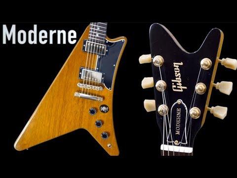 2019 vs 2012 vs 1980s Versions | Gibson Moderne Reissue Review + Demo Mp3