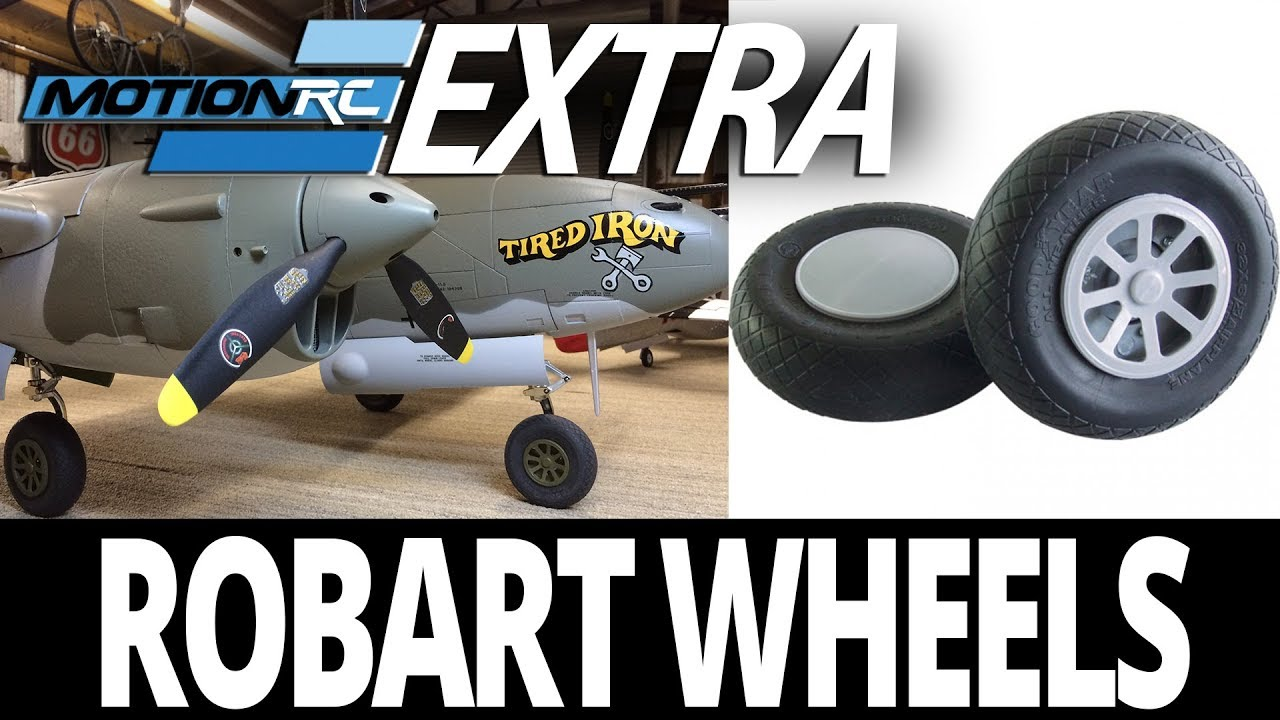 Robart Wheels - Install - Motion RC Extra