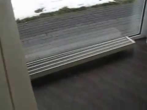 Wasserfeste Sockelleiste In Spiegel Optik   YouTube